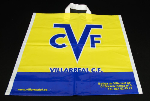 Bolsa Villarreal cf. asa flexible